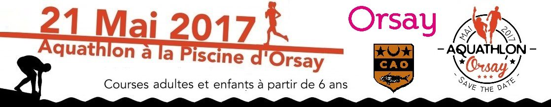 Aquathlon d'Orsay