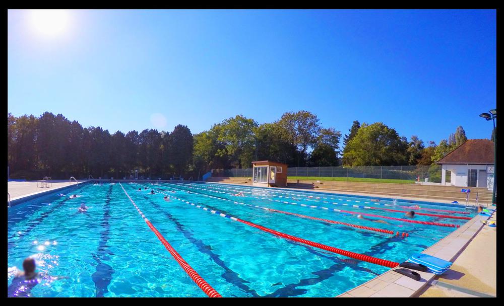 Partie 1 la natation comment a se d roule for Piscine orsay